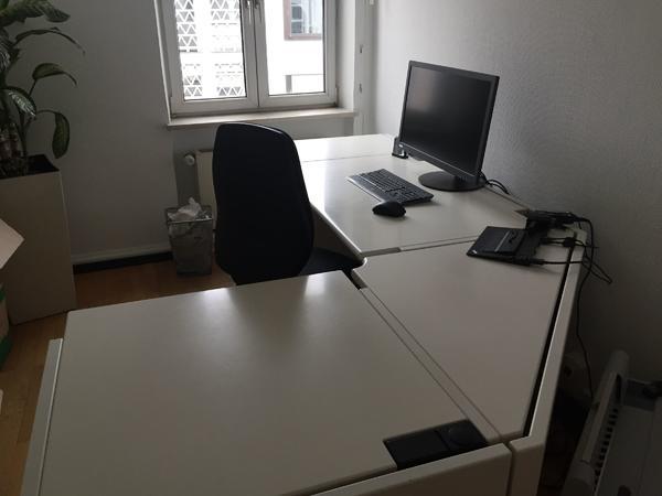 Schreibtisch zu verschenken in München - Büromöbel kaufen und ...
