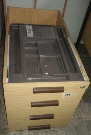 Schubladencontainer, Schreibtischcontainer