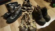 Schuhe Sammlung