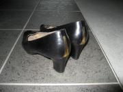 schwarze Pumps Gr 39