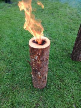 Bild 4 - Schwedenfeuer - Dornbirn