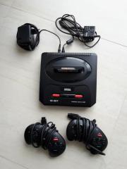 Sega-Mega-Drive