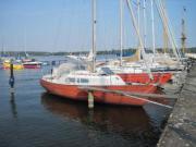 Segelboot zu verkaufen -