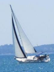 Segeln ab Korfu -