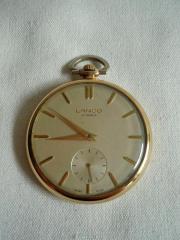 Seltene Taschenuhr von Lanco ca