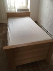 pflegebett elektrisch haushalt m bel gebraucht und. Black Bedroom Furniture Sets. Home Design Ideas