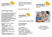 Service für Senioren,
