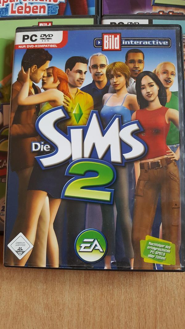 Sims 2 Spiele mit Erweiterungspacks - Kirn - Biete mein SIMS 2 SPIEL an mitERWEITEUNGSPACKS :Sims 2 OPEN FOR BUSINESSSims 2 VIER JAHRESZEITENSims 2 APARTMENT LEBENSims 2 NIGHTLIFESims 2 WILDE CAMPUS - JAHRESims 2 GUTE REISE - Kirn