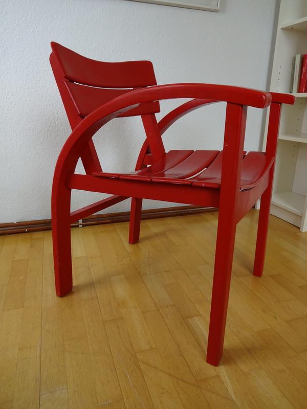 sessel rotem neu und gebraucht kaufen bei. Black Bedroom Furniture Sets. Home Design Ideas