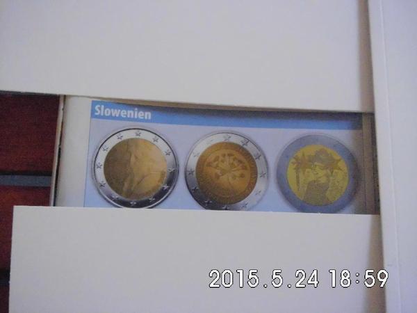 Slowenien 2 Euro Münzen In Bremen Kaufen Und Verkaufen über