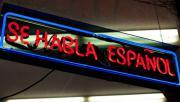 Spanischunterricht von eine
