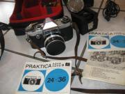 Spiegelreflex Kamera Praktica Nova - B