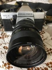 Spiegelreflexkamera Praktica MTL