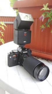 Spiegelreflexkameras siehe Fotos