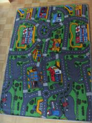 Spiele Teppich 140x200