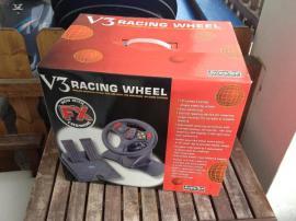 PlayStation Sonstiges - Spielekonsole Controller V3 RACING WHEEL