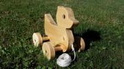 Spielzeug Holzenten