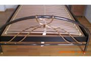 Stahlrohr - Bett