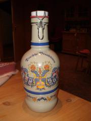 Steinkrug - Flasche