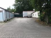 Stellplatz für Wohnmobil