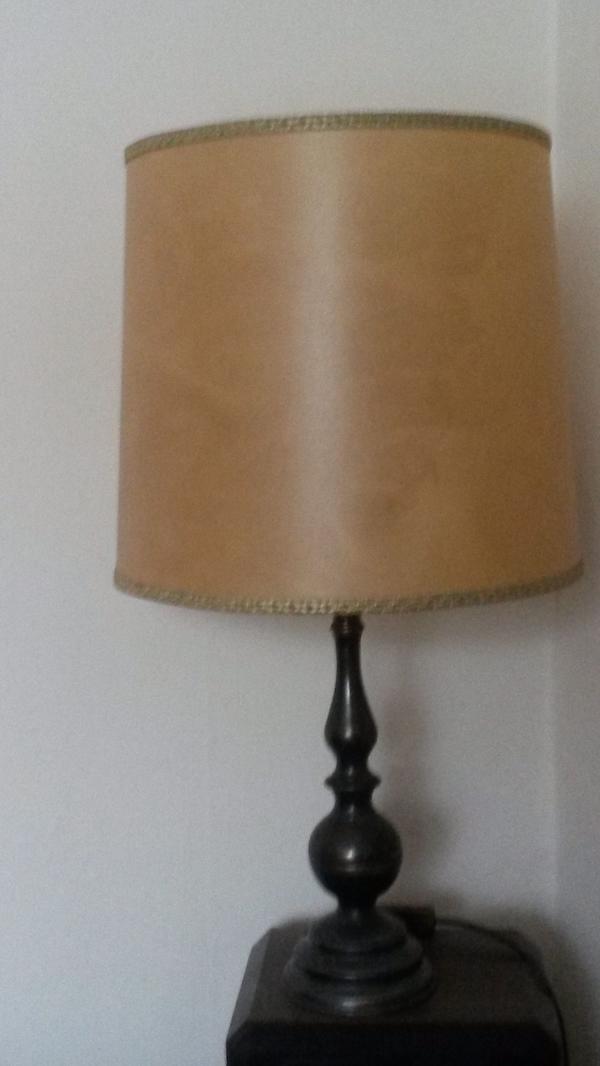 lampe rustikal neu und gebraucht kaufen bei. Black Bedroom Furniture Sets. Home Design Ideas