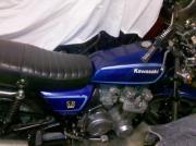 SUCHE Kawasaki Z 650 Z