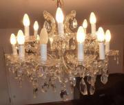 suche Kronleuchter Maria Theresia Kristalllüster