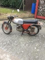 Suche Mofa Moped