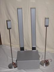 Surroundsystem Loewe, Individual