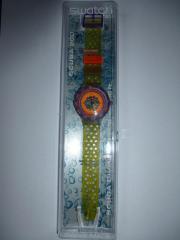 Swatch Scuba 200 SDK103 -HYPPOCAMPUS-