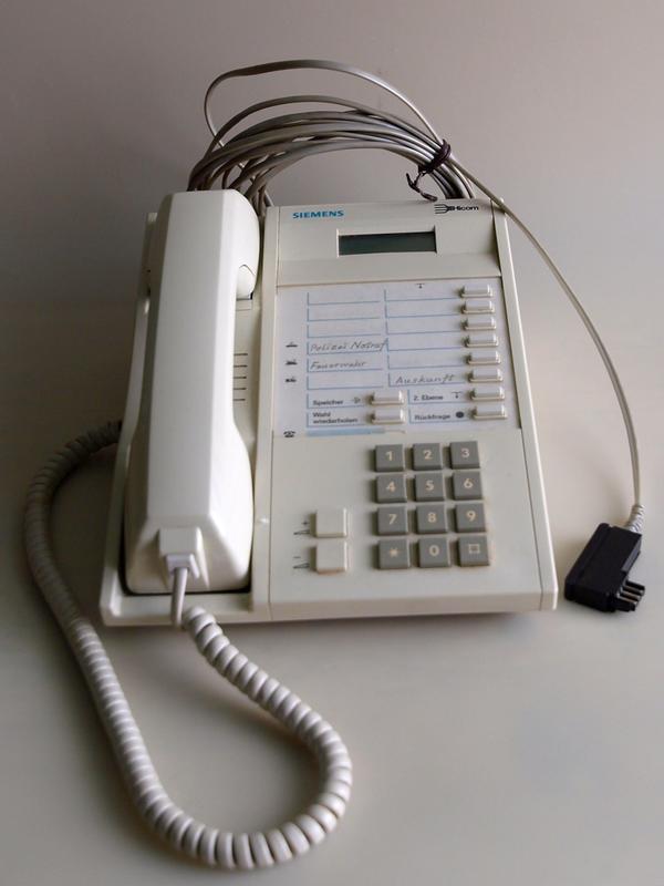 Tastentelefon Hicom