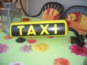 Taxi Dachzeichen W
