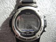 TCM Herrenuhr Alarm