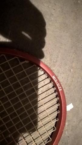 Tennisschläger BORIS BECKER: Kleinanzeigen aus München Schwanthalerhöhe-Laim - Rubrik Tennis, Tischtennis, Squash, Badminton