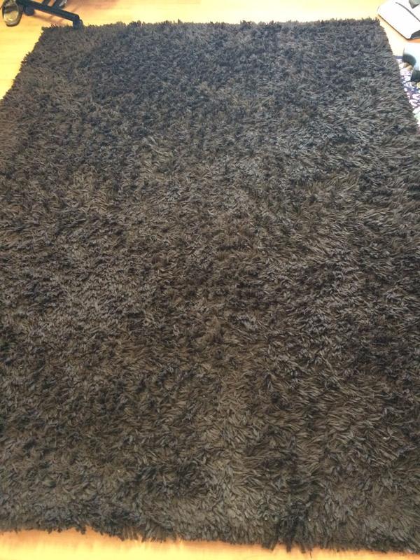 Teppich dunkelbraun  Teppich dunkelbraun in Frankenthal - Teppiche kaufen und verkaufen ...