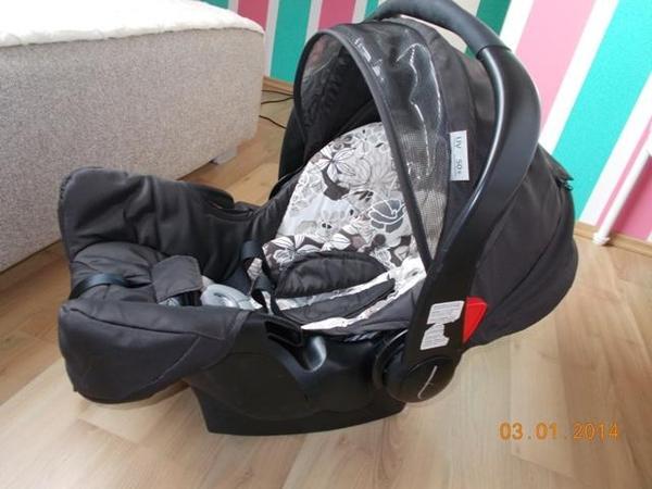 teutonia babyschale mit base in hohenwart autositze. Black Bedroom Furniture Sets. Home Design Ideas