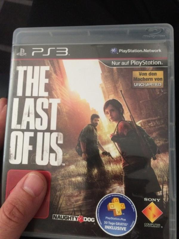 The Last of us PS3 - München Westend - The Last of us PS3, selbstabholung möglich - München Westend