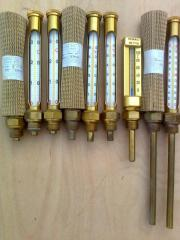 Thermometer (analog, Industrie-)