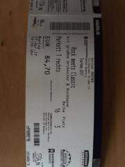 Tickets Rock meets
