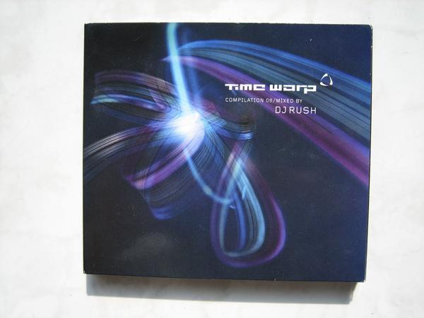 Time Warp CD`s zu verkaufen. . . - Schwetzingen - Ich verkaufe eine Time Warp doppel-CD aus dem Jahr 2008 mit DJ RUSH,mittlerweile eine kleine Rarität...Die CD`s sind gebraucht, aber in einem guten Zustand. - Schwetzingen