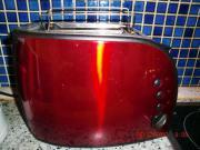 Toaster mit Auftaufunktion und Brötchentaste