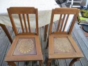 Tolle, alte Stühle