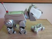 toller Roboterhund Dickie mit Fernsteuerung