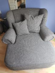 Marvelous Finest Toller Xxl Sessel Polster Sessel Couch Aus Osterrnfeld With Sessel  Xxl