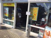 Toto-Lotto Kiosk mit Postbank Western