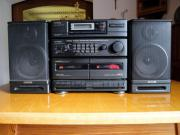 Tragbare Stereo Minianlage