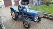 Traktor mit neuem