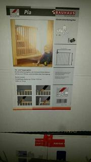 Treppenschutzgitter NEU