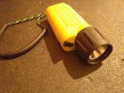 UK SL4 Xenon Taucherlampe Sicherheitsgelb