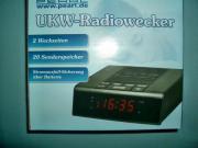 UKW-Radiowecker Pearl OVP